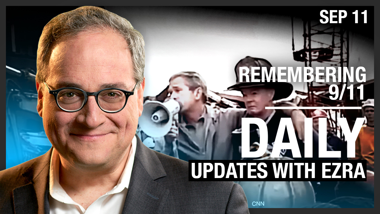 DAILY | Remembering 9/11, UK pandemic madness, Bahrain/Israel nearing agreement and more