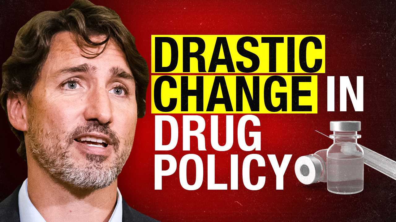 "EXCLUSIVE: Trudeau Liberals give $300K to ""Canadian Association of People Who Use Drugs"""