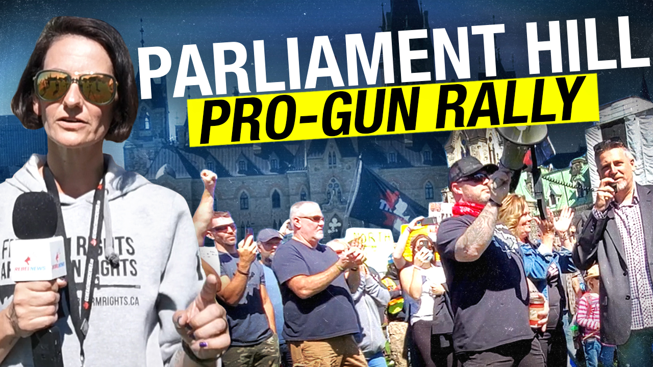 Integrity March: Father & son explain why they rallied for gun rights in Ottawa (Part One)