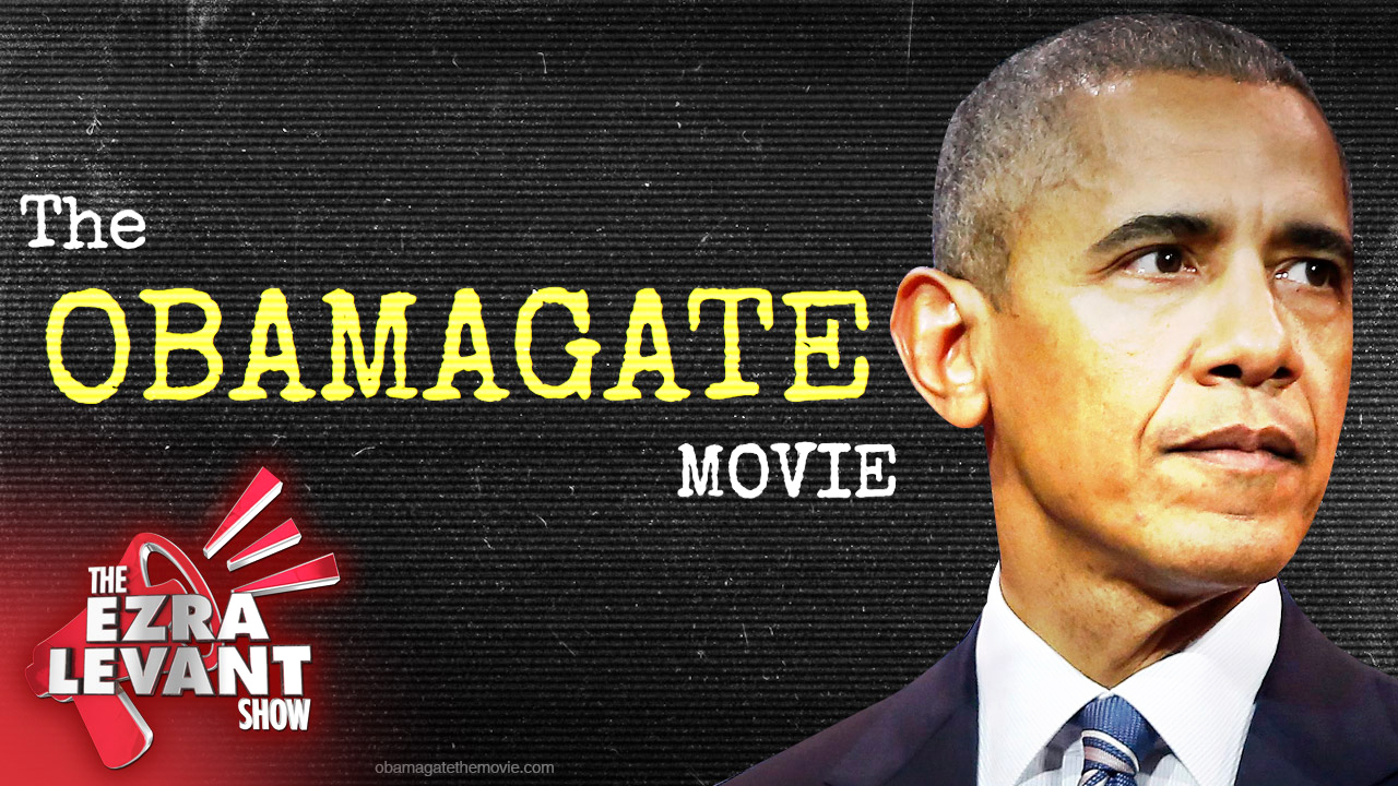 'Obamagate: The Movie' coming October 2020 | Producer Phelim McAleer joins Ezra Levant