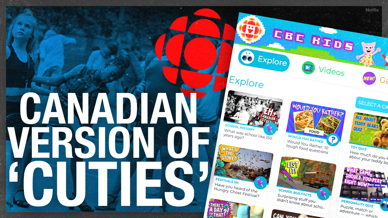 "CBC Kids is ""'Cuties' level sexualization:"" Sheila reacts to propaganda on state broadcaster"