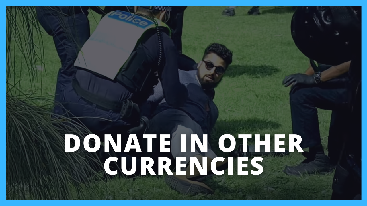 Other currency donation redirect