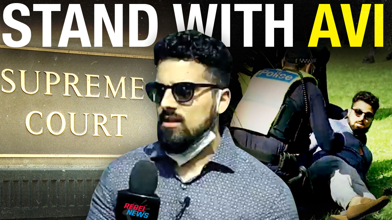 BREAKING: Reporter Avi Yemini sues Australian lockdown police for false arrest, assault. (Please help!)