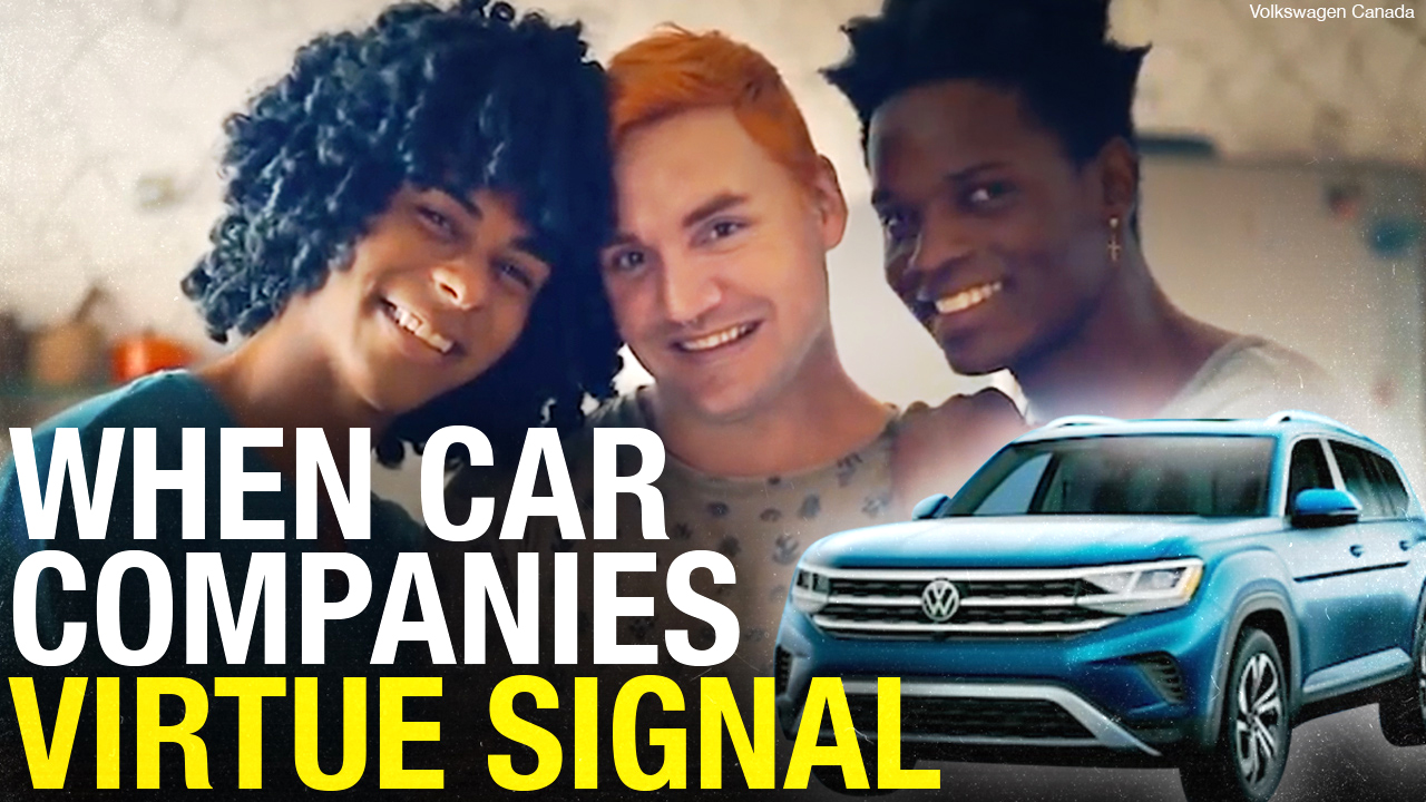 "Volkswagen Targets ""Polyamorous Families"" in New Ad Campaign"