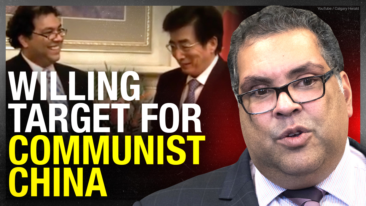"Calgary's Mayor Nenshi: ""We have a lot to learn from Beijing"""