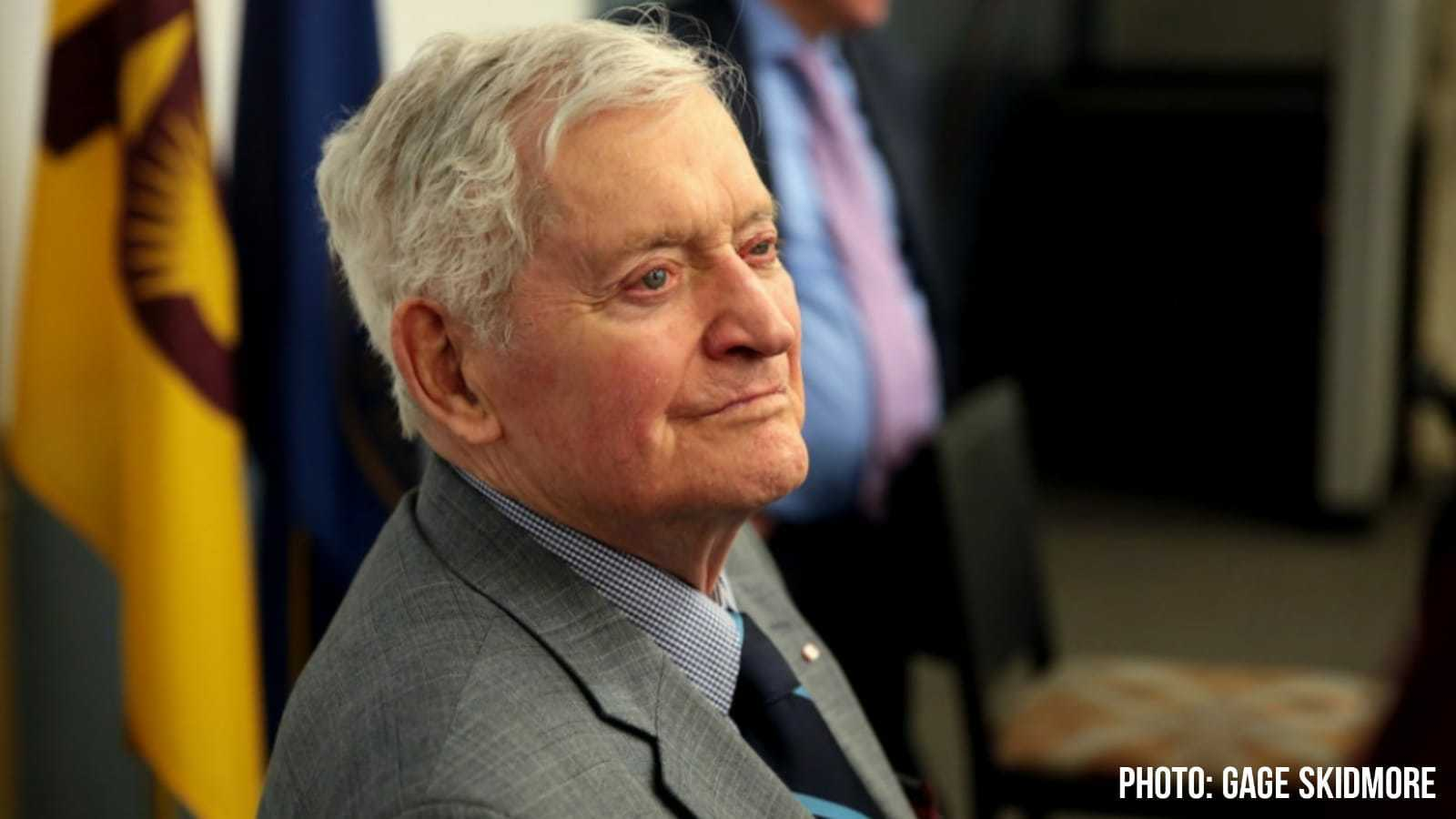 BREAKING: Former Prime Minister John Turner Has Died
