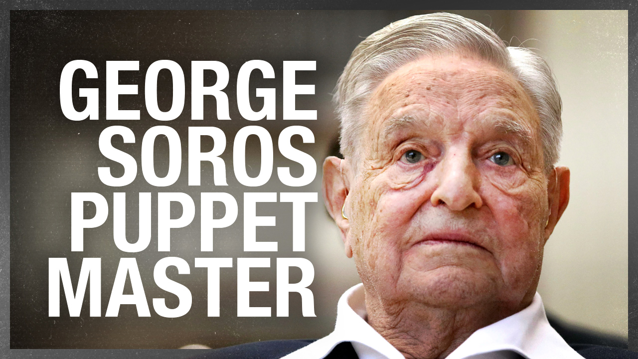 """This is not controversial. This is not a rumor or a conspiracy theory"": George Soros EXPLAINED"