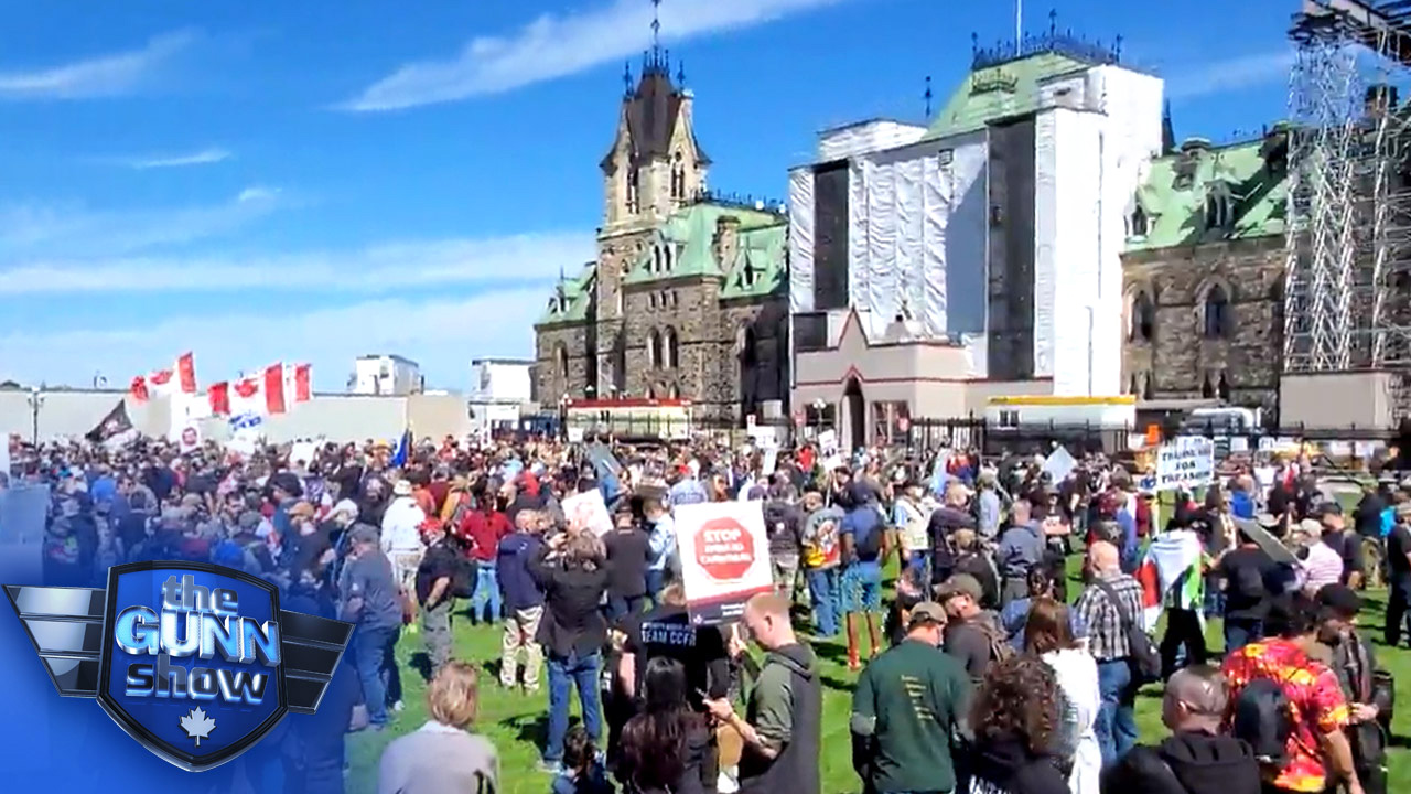 """Everybody's got to get involved!"" Yukon Strong talks about the Ottawa CCFR gun rights rally"
