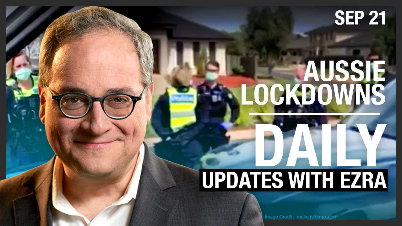 DAILY | What's worse, gang violence or COVID? Aussie Lockdowns