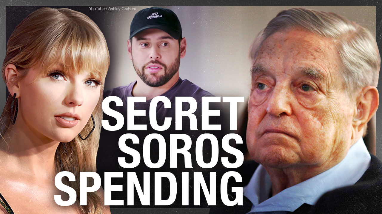 Secret Soros Spending: Taylor Swift and District Attorneys