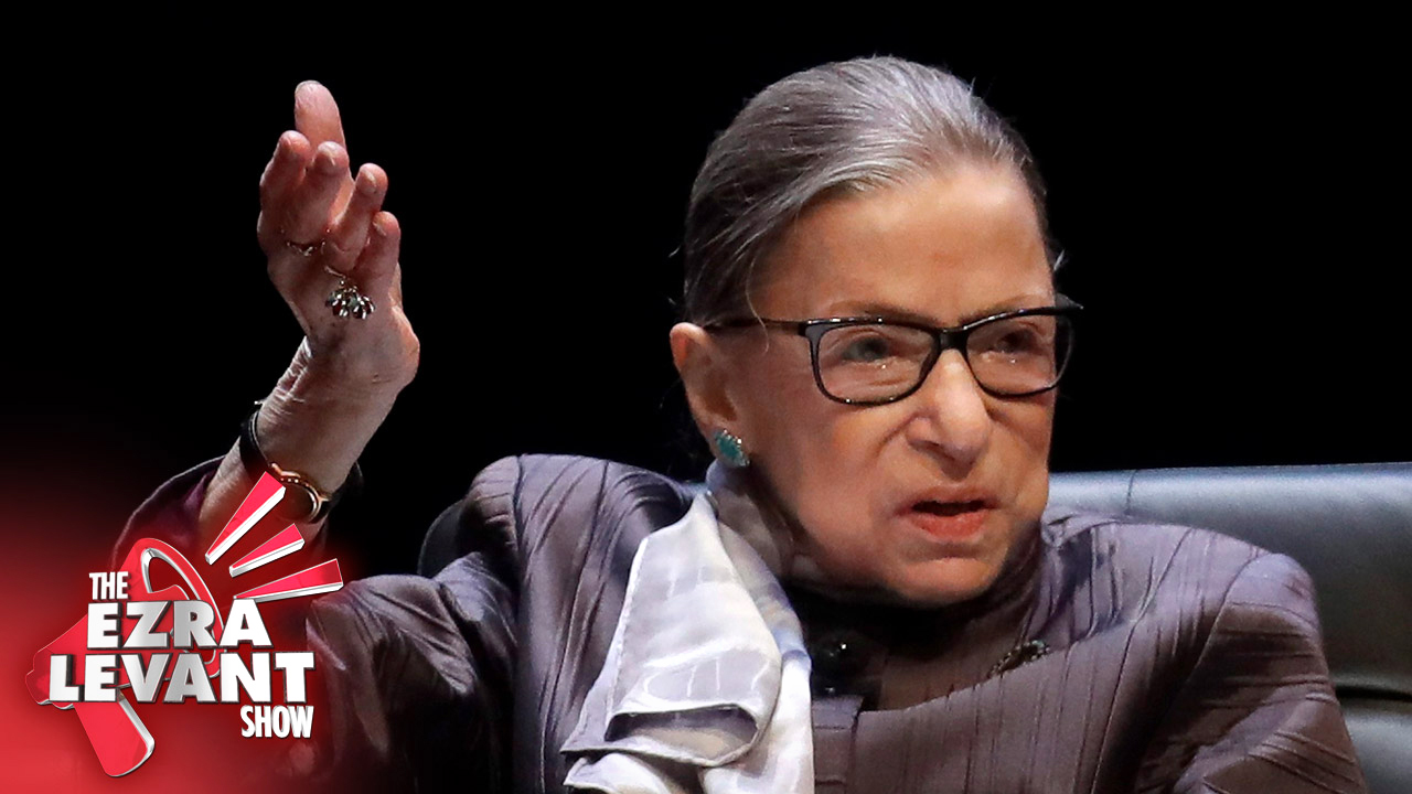 Ruth Bader Ginsburg's age, not her politics, made her a hero to the left