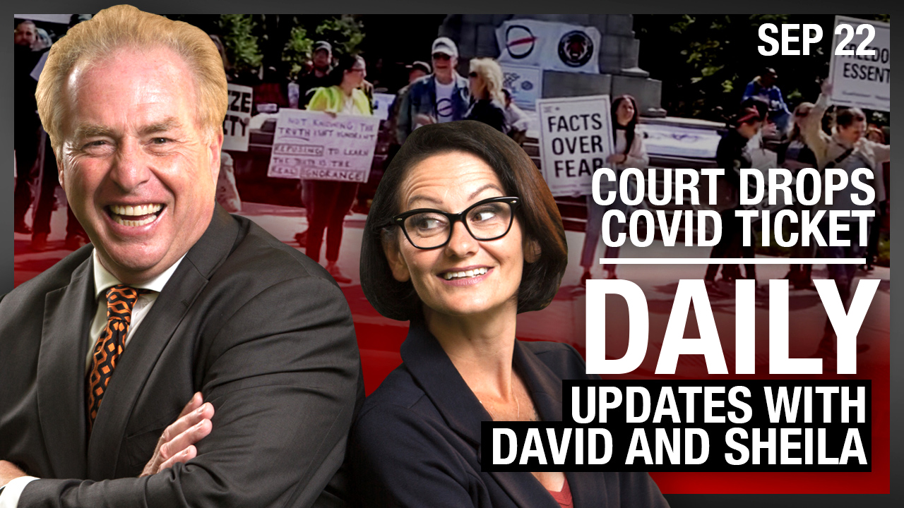 DAILY | Court drops COVID ticket, Lockdowns in Ontario and Australia