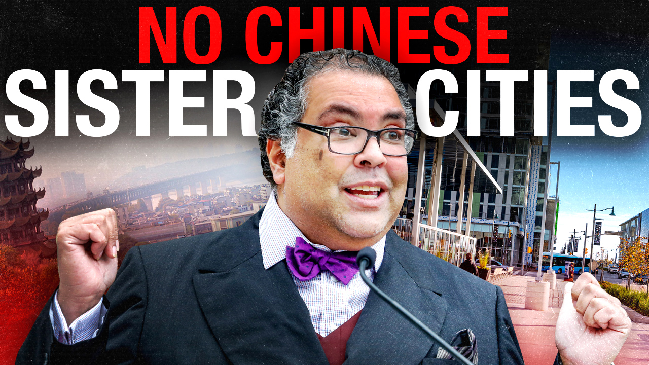"Calgary Mayor: Cancelling sister city-hood's with China is ""something to look at"""