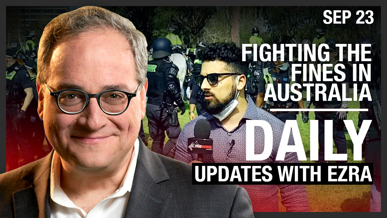 DAILY | Avi Yemini Fights the Fines in Australia, Canada's Chinese 'Sister Cities'