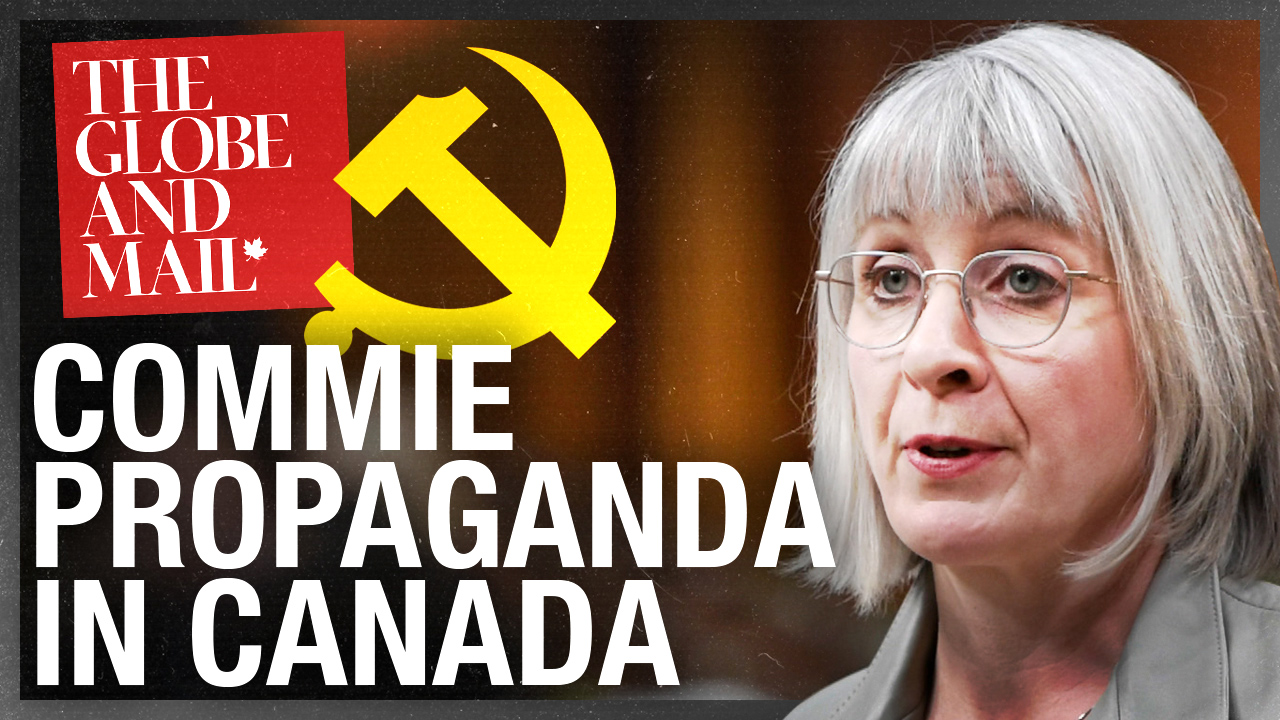 The Globe and Mail prints Chinese Communist Party propaganda
