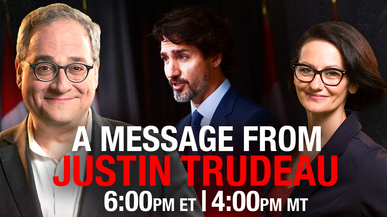 Ezra and Sheila LIVE! Justin Trudeau addresses the nation