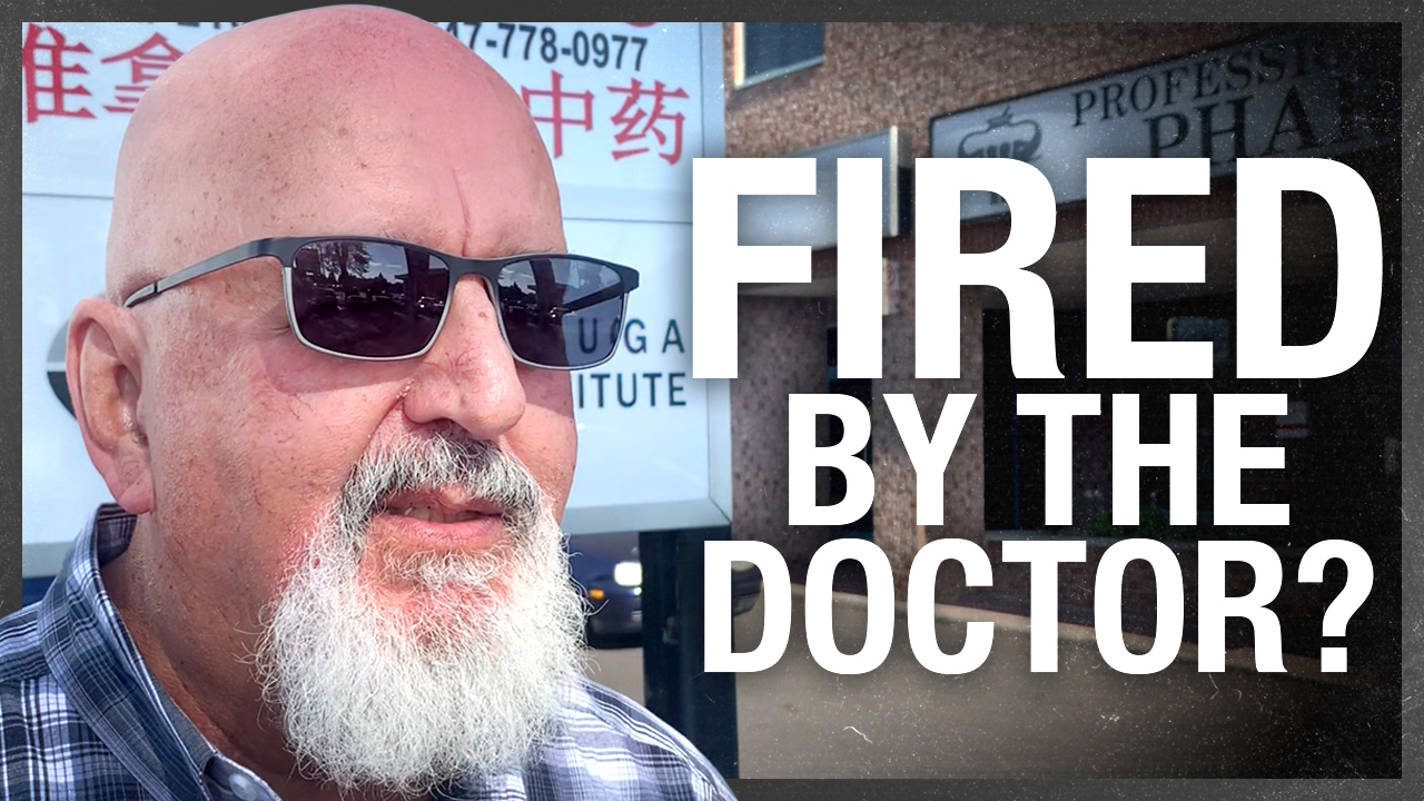 Eye doctor FIRES mask-exempt patient in Ontario