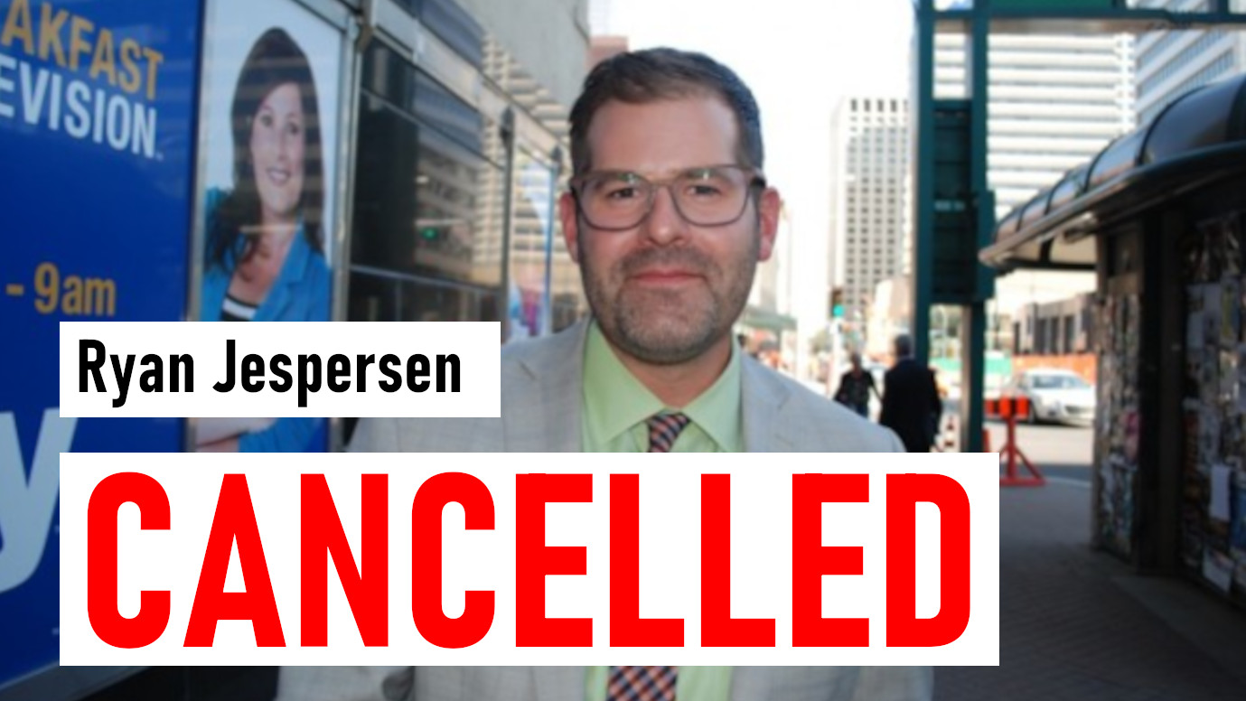 """RECOVERED AUDIO: Ryan Jespersen uses """"chimpanzees"""" slur against racialized opponents"""