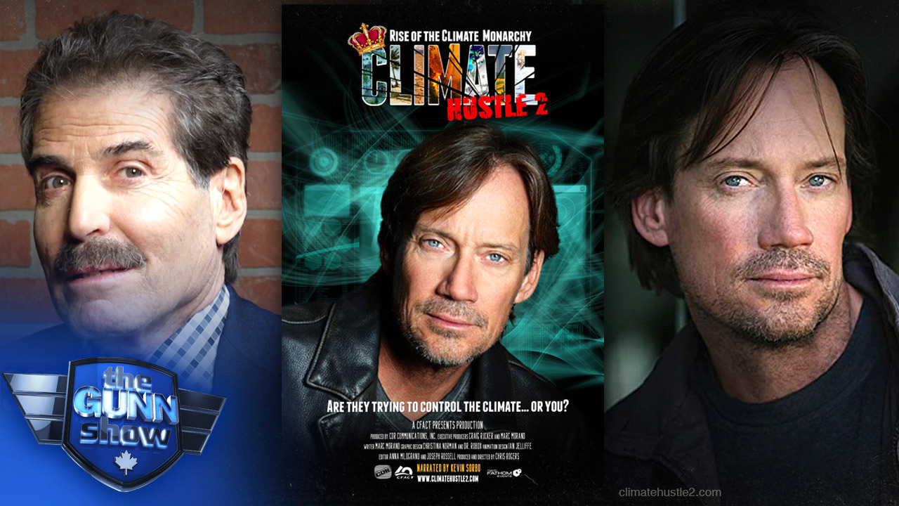 Climate Hustle 2 exposes elites in Hollywood, politics who are making a fortune off green business   Craig Zucker joins Sheila Gunn Reid