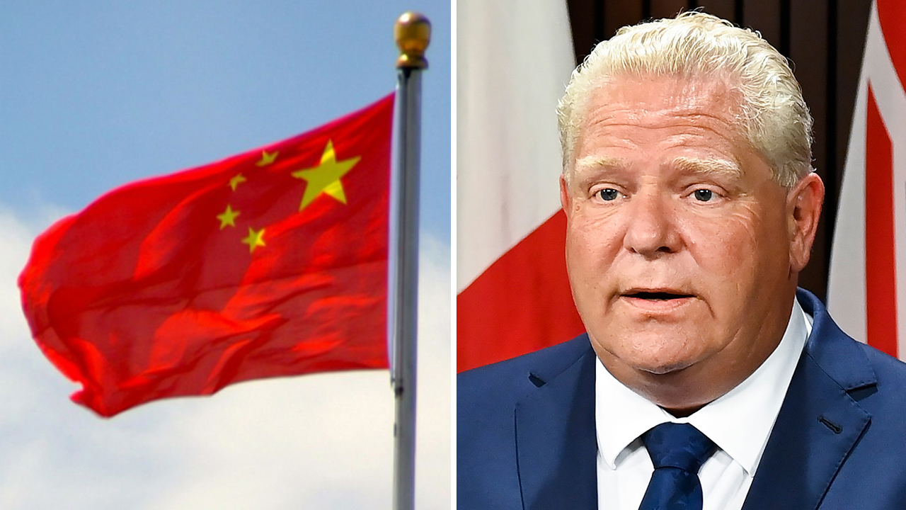 UPDATE: Planned Chinese flag-raising at Ontario legislature CANCELLED