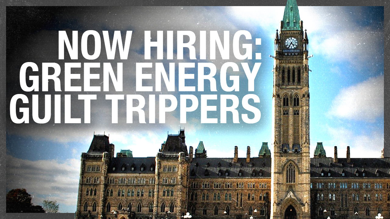 Natural Resources Canada hiring two government propaganda columnists