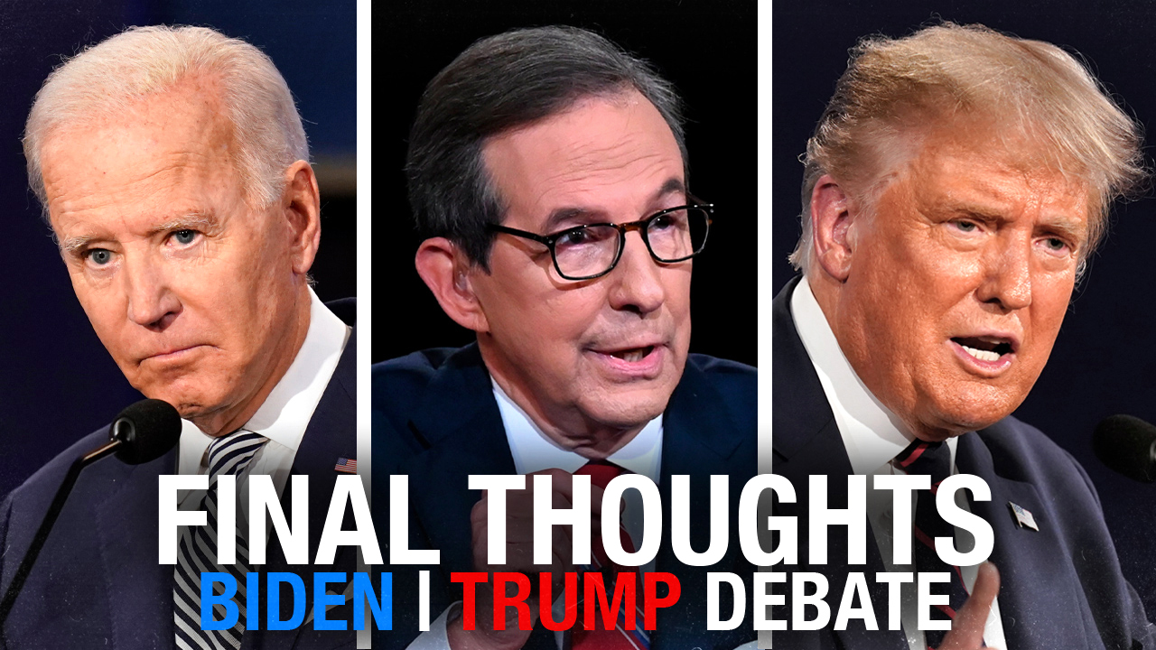 Debate 2020: Ezra and Sheila react to Round 1 of Trump/Biden debates — winners, losers best moments