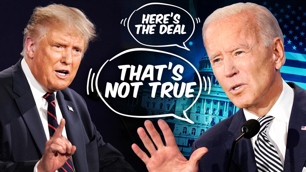 Best (worst) of Biden's lies from Presidential Debate