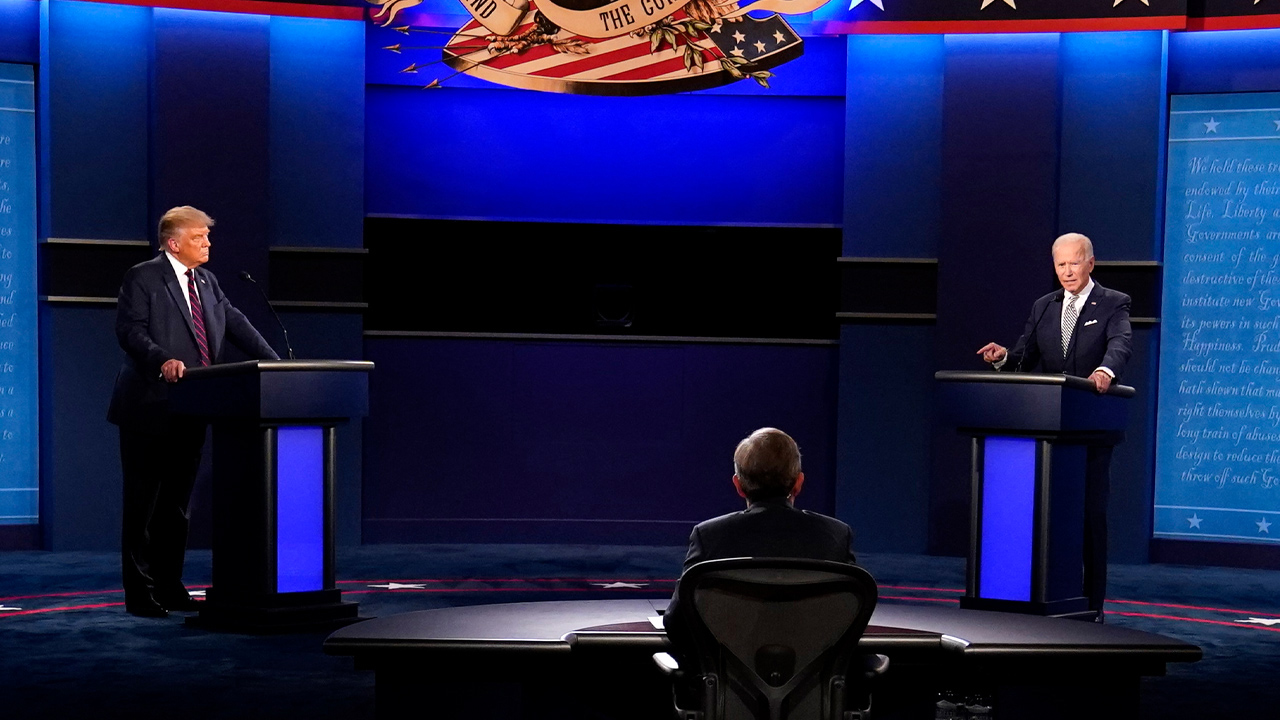 Presidential debate rules changed to shut Trump up