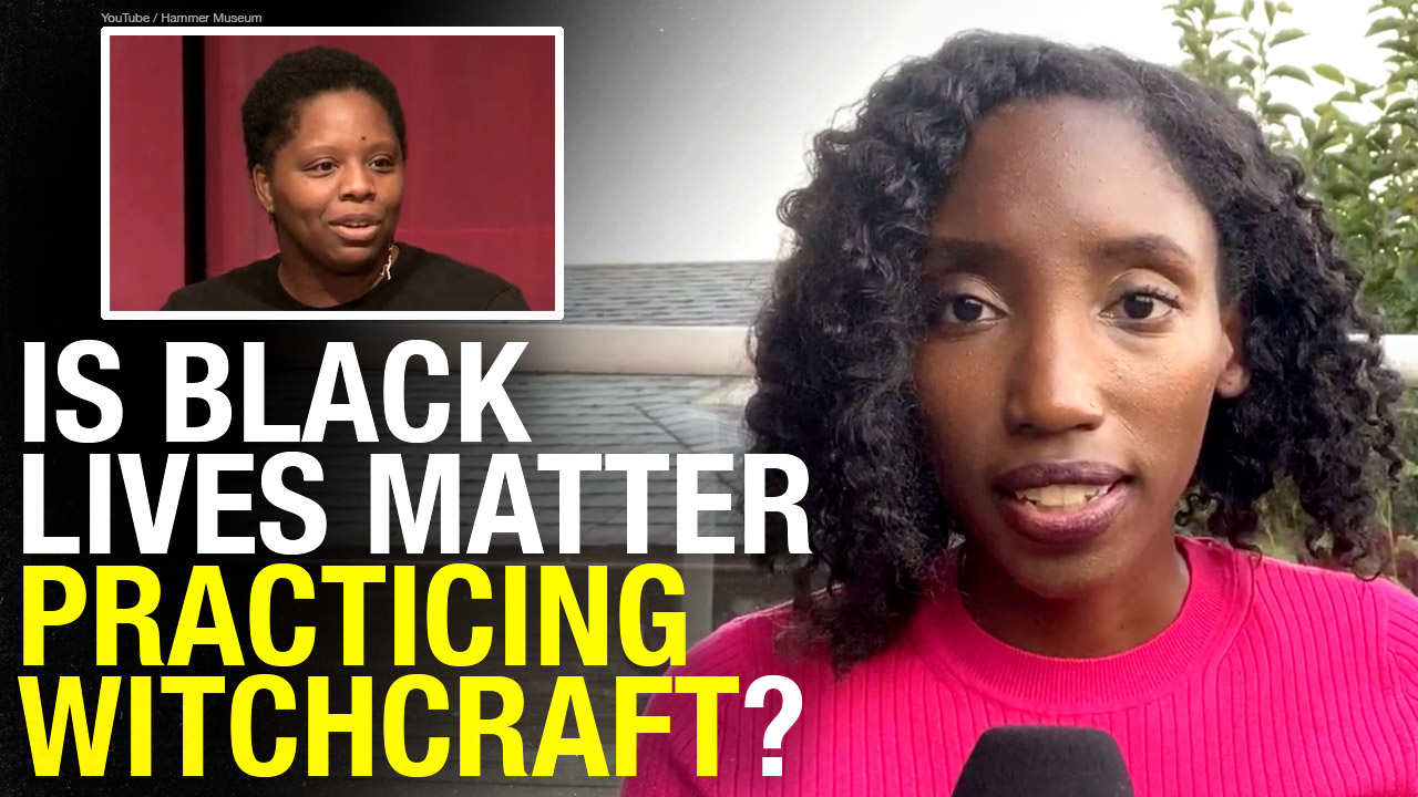 Black Lives Matter: a spiritual movement run by witches?