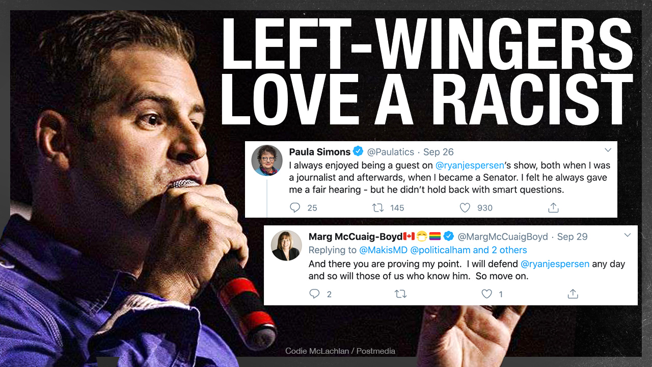 Firing of Edmonton radio host Ryan Jespersen an example of left-wing media bias