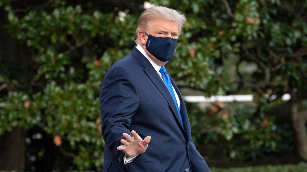 Chinese state-media editor mocks Trump COVID-19 diagnosis