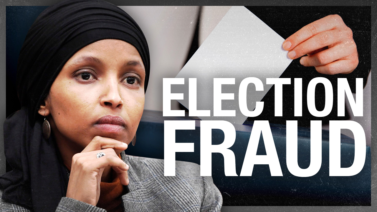 Ilhan Omar exploits seniors in alleged election fraud scheme