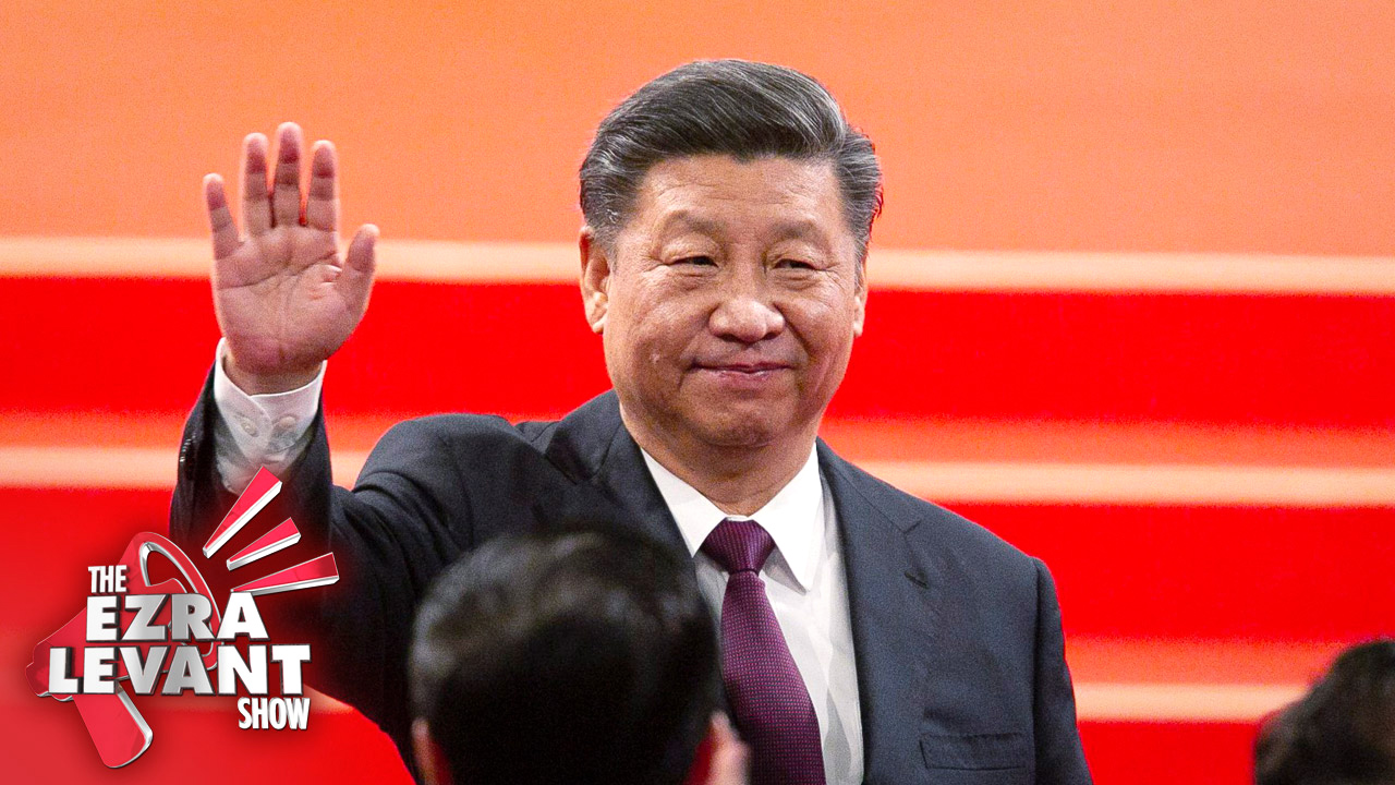 Trudeau is failing to show strength against China | Spencer Fernando with Ezra Levant