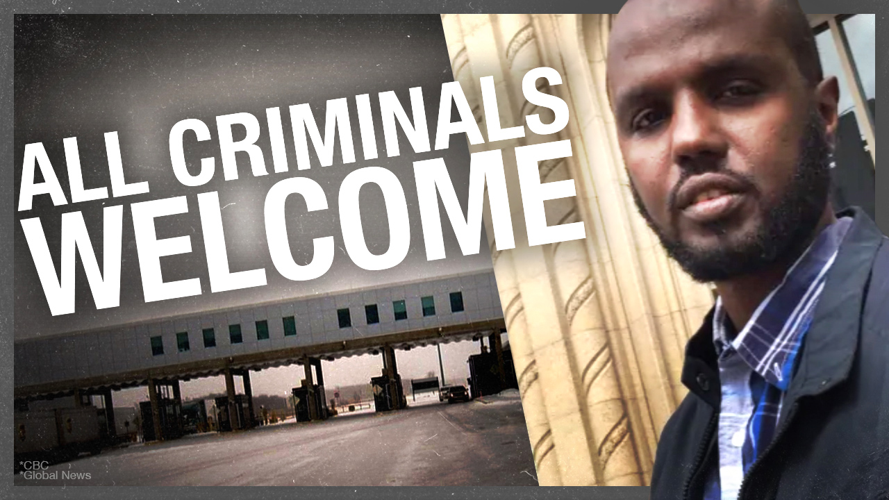EXCLUSIVE: Criminal history does NOT exclude illegal migrants from admittance to Canada