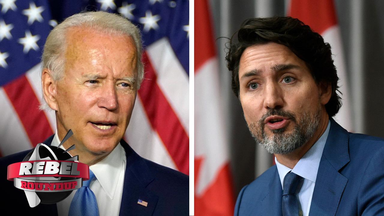 Biden's pipeline threats, Trudeau's plastics ban (in detail)