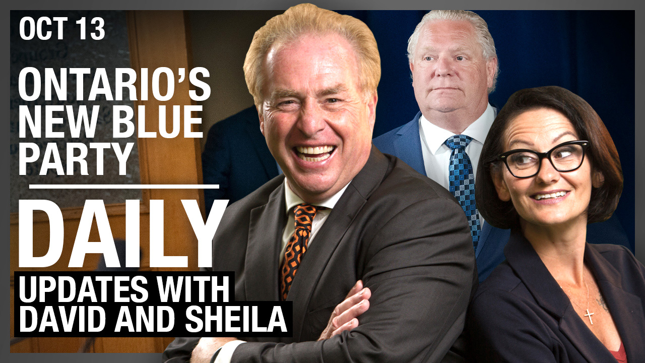DAILY | Aussie family fined $10,000, Ontario's New Blue Party
