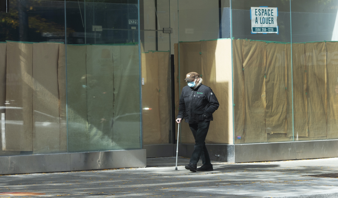 REPORT: Income inequality intensifies in Canada due to pandemic