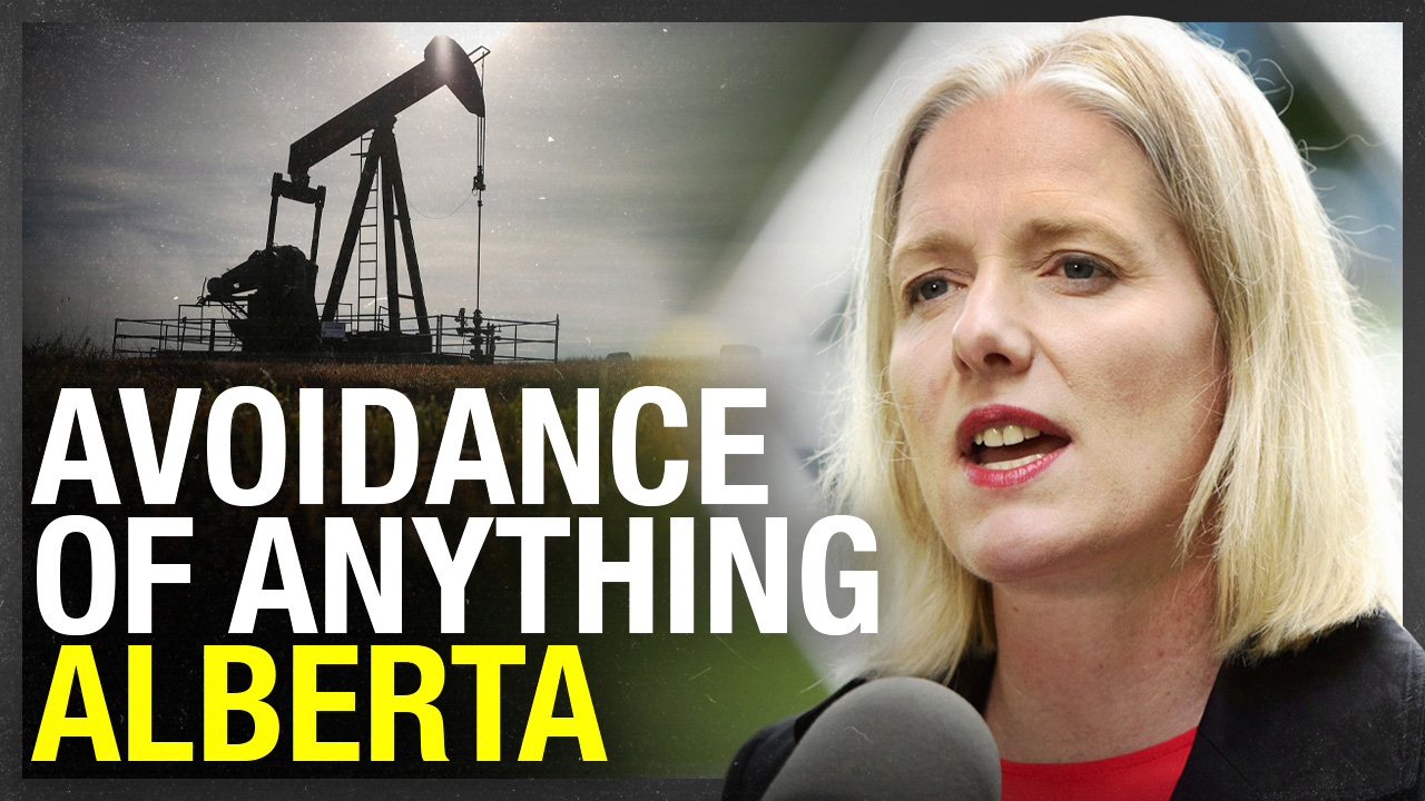 McKenna flees another Alberta press conference, still has no answers for 20,000 missing projects