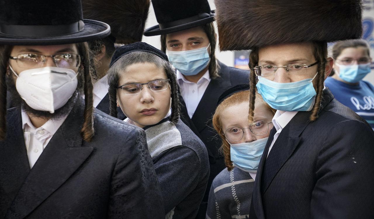 POLL: Majority of Orthodox Jews support Trump