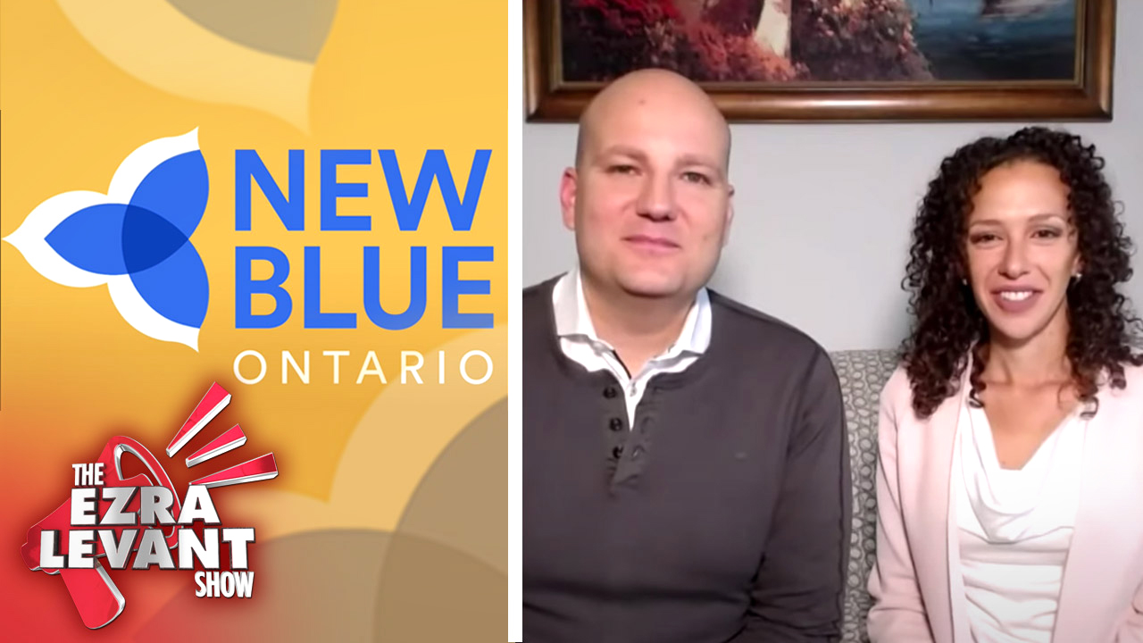 New conservative party coming to Ontario — Jim and Belinda Karahalios launch New Blue Party