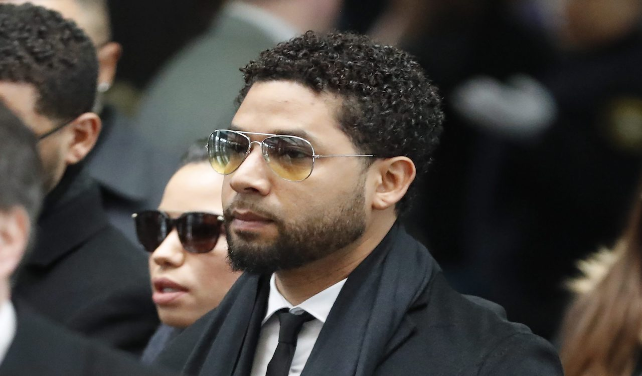 Hate crime hoaxer Jussie Smollett to release new movie