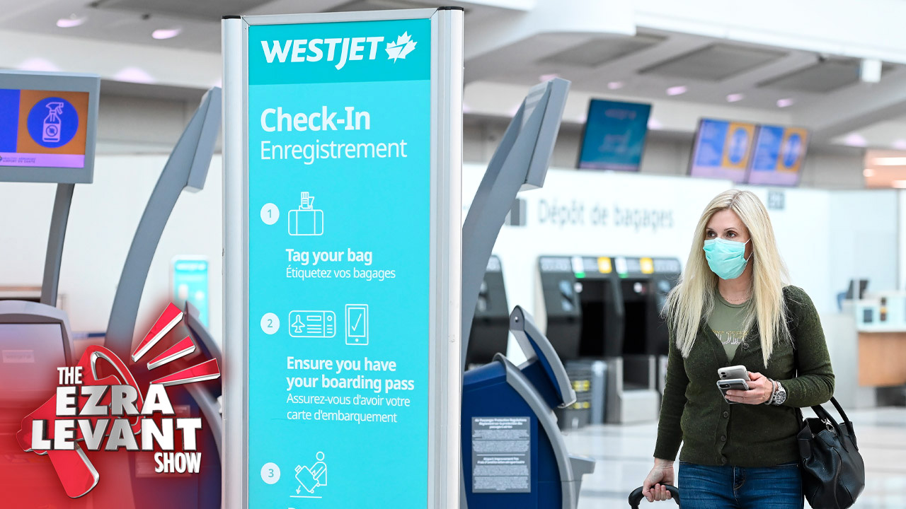 WestJet shuts down most flights to the 'Atlantic Bubble,' woke CEO won't blame travel bans