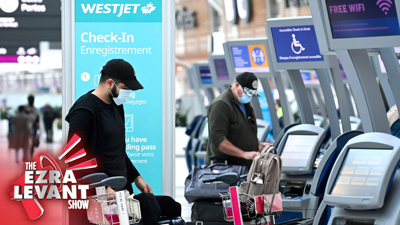WestJet cuts flights to Atlantic Canada — woke CEO won't blame quarantine rules