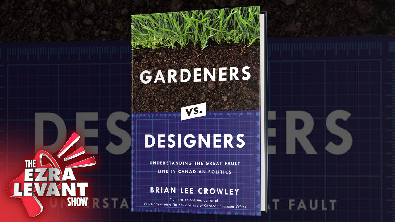 Who would make a better prime minister, a gardener or a designer? Interview with Dr. Brian Lee Crowley
