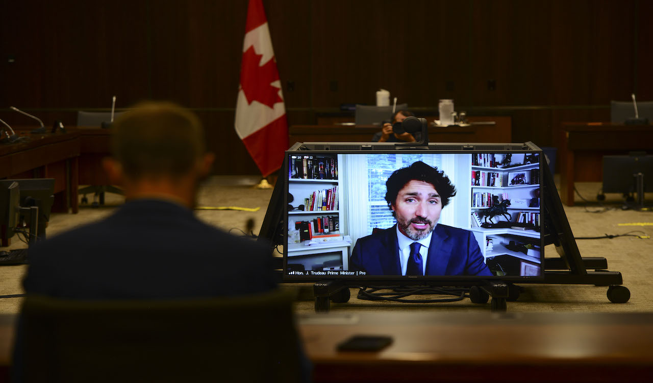Trudeau Liberals stall WE scandal votes for another 11 hours
