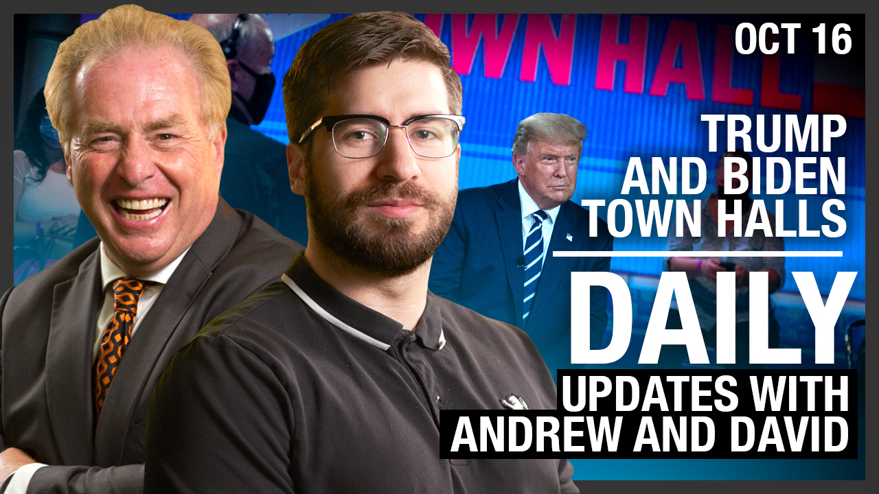 DAILY | Trump and Biden, Yonge-Dundas, Aussie Update, Save Sir John A.!