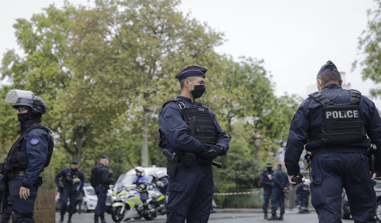 French police raid Islamic associations following terrorist attack