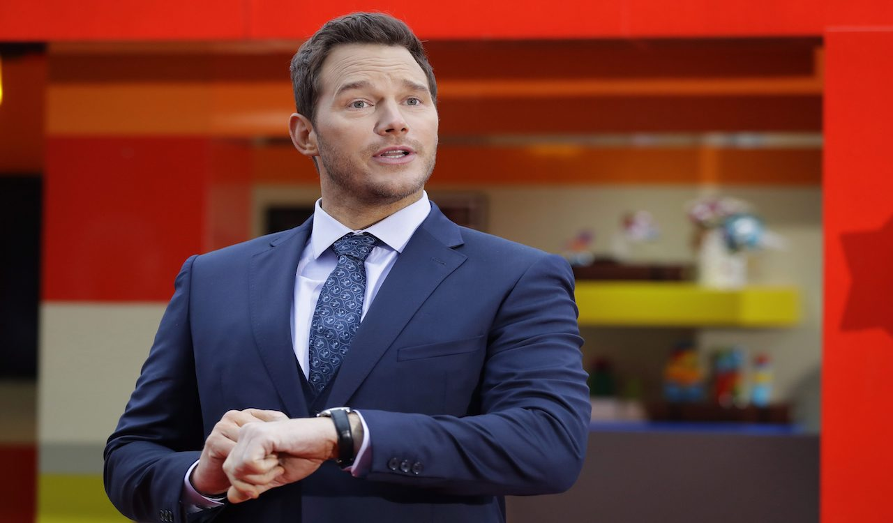 Cancel culture mob comes after 'Parks and Rec' actor Chris Pratt