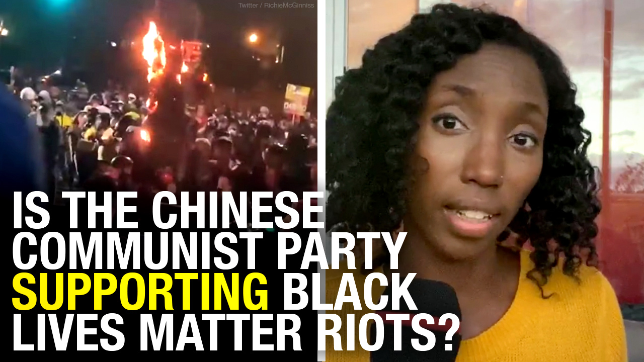 How China helped cause the Black Lives Matter riots | Trevor Loudon with Drea Humphrey
