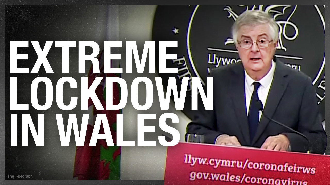 """""""What if you live alone?"""" Wales puts entire country on two weeks solitary confinement"""